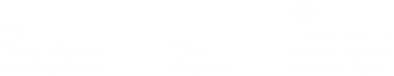 Culture Recovery Fund for Heritage logo