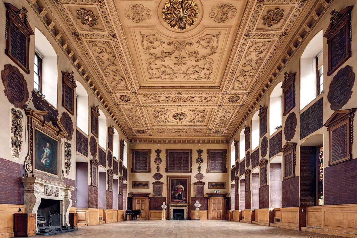 The Great Hall – David Butler