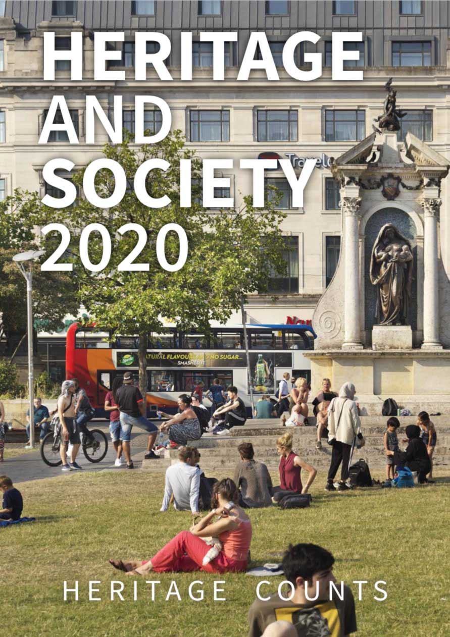 Heritage and Society 2020 – Historic England