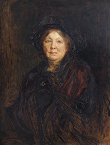 Geraldine Mary Harmsworth c1900