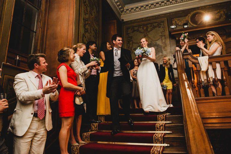 The drama of the Hogarth Stair – Photograph © Mark Wallis