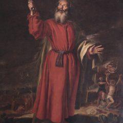 St Bartholomew by Vicente Carducho 1576-1638