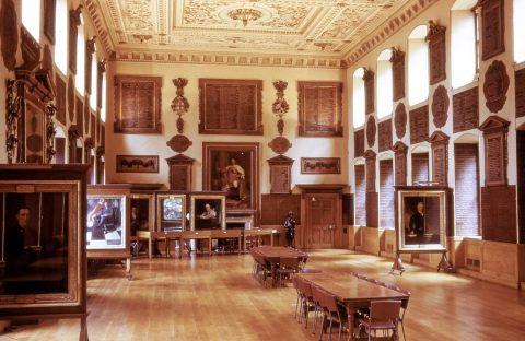 Great Hall 1970 – TPG International via Pinterest