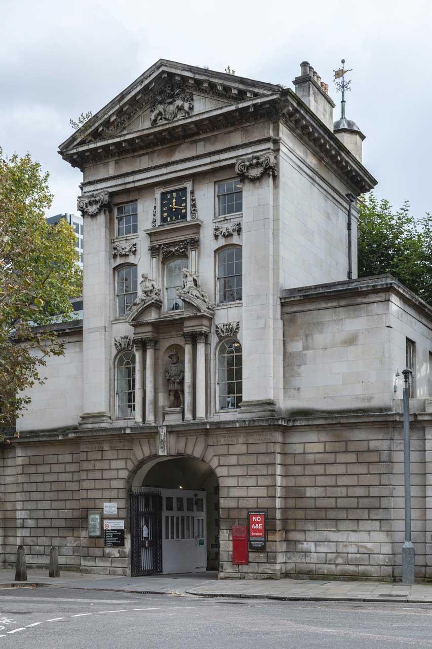 Henry VIII Gatehouse