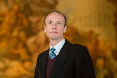 Will Palin, CEO of Barts Heritage